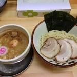 健勝軒 - 特製つけ麺(並)