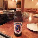 ハワイアングリル バンブー - タヒチ ヒナノビール