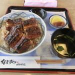 20816180 - うな丼(並)1850円