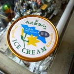 草津煎餅本舗 - 豆乳アイス