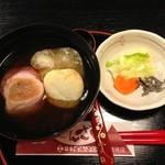 日本ぜんざい学会 - 縁結びぜんざい