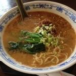 松龍 - 担々麺630円