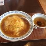 松龍 - 天津飯570円