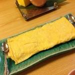 海鮮問屋 博多 - 明太出汁まき卵