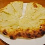 ナマステグル - ≪レディースセット1200円≫に+¥200でチーズナンに変更OK