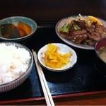 うづき - まぢうまな定食でしたぁ☆*:.。. o(≧▽≦)o .。.:*☆