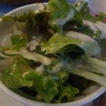 花・ふらんす食堂やまもと - サラダ