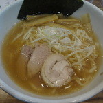 めんごころ なつ - 鶏清湯の自家製麺