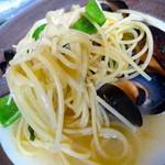 アル・ロドデンドロ - パスタは美味しいアルデンテ
