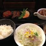 KITORA - 料理写真:お得な牛タン料理3点ランチ