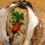 Tsukijikagurazushi - 岩牡蠣