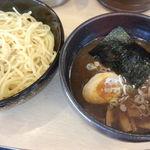 20825112 - 醤油つけ麺
