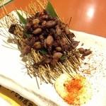 大衆居食家 しょうき - 美味しいけど固くて、伸子イカ