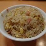 四川菜飯 - セットのチャーハン。