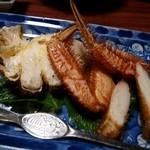 大関 - 地物の毛蟹