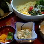 20829112 - 冷麺定食@850