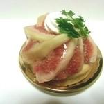 20829513 - 追記【2013/7/2】いちじくタルト美味しかった(^q^)