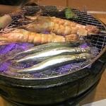 焼肉 権兵衛 - 魚介