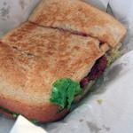20833574 - コンビーフのサンドイッチ1,200円
