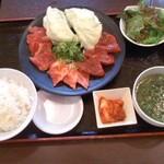 王道 - 焼肉定食