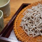 板蕎麦 香り家 - 蕎麦お代わり(細切り)