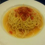 イタリアンダイニング カリーナ - 桜エビとフレッシュトマト