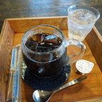 平翠軒 - 2013-08-20アイスコーヒー300円