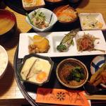 八百屋 - お昼御膳(¥800)