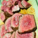 エイジング・ビーフ - 塊肉(クリ)