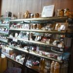 カフェパスト - コーヒー豆も販売