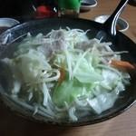 山奈食堂 - タンメン