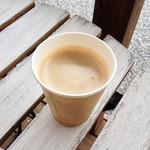 Anfang - ドリンク写真:豆蔵さんのコーヒー