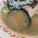 なんでんかんでん - スープ(脂普通)