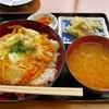 萩の屋 - 料理写真:親子丼¥580