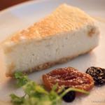 ロジェ カフェ - ブルーチーズケーキ【2013年8月】