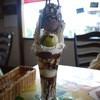 リトルハウス - 料理写真:チョコピラミッド
