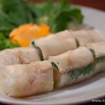 ロータスパレス - 厚揚げ豆腐と野菜の生春巻(2P)
