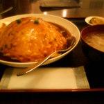 Suimantei - 天津丼(850円)です。