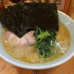 豚骨醬油ラーメン上野商店  - ラーメン:650円
