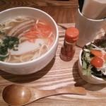 ティダ カジ カフェ - 沖縄そば