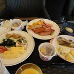 SOGNO - 朝食バイキング