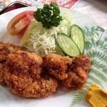 市民レストラン 栄 - 料理写真:ひれかつ定食1000円