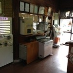 宮川 - 施設利用料、レンタル、食券の販売機