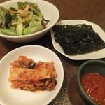 金剛園 - ロース定食1