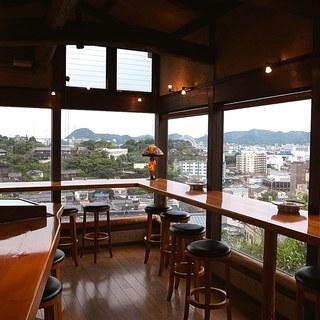 日和庵 - SKY BARからの眺望