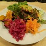 コレット - ランチのサラダ