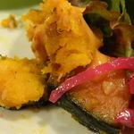 コレット - カボチャを煮た料理