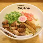 台風ギャング - 海老の風味でいっぱいのオリジナルのまぜそばは絶品!