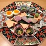 博多 表邸 - 前菜 お造り