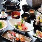 旬菜旬魚 きくの - 料理写真:一品一品丹念に 料理人のこだわりが感じられます・・・ご宴会コースは3,900円~各種ご用意しました